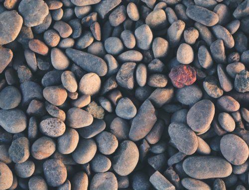 Levering av sand og stein for din byggeplass